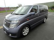 nissan elgrand Nissan ELGRAND 3.5 V6 HIGHWAY STAR AUTO 8 SEATER
