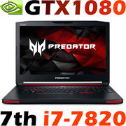 Acer Predator 17 17.3″ 4K Ultra HD Laptop with Intel Core™ i7-7820HK n