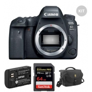 Canon EOS 6D Mark II DSLR Camera Body with Accessory Kitmm